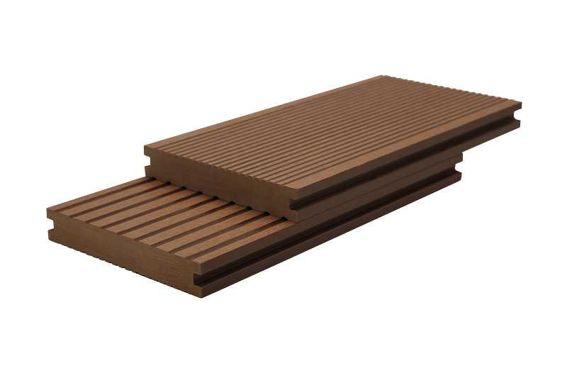 Model: ST-150S25-B - Solid Decking - 150x25MM