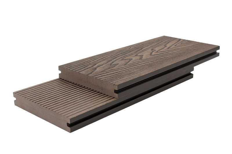 Model: STD-140S23 - Deep Embossed Decking - 140x23MM
