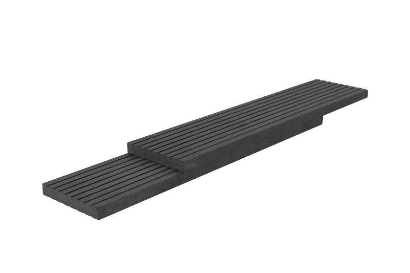 Model: ST-80S10 - WPC Fence Panel - 80x10MM