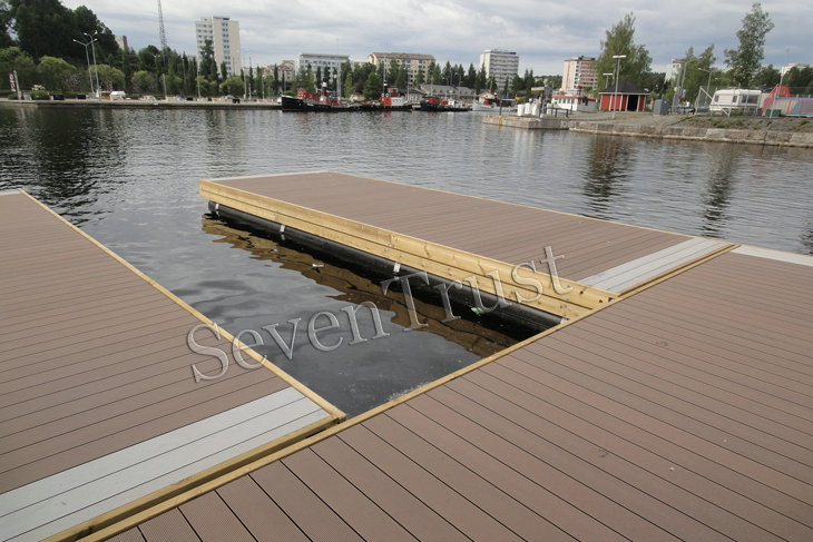 hollow floor project in finland