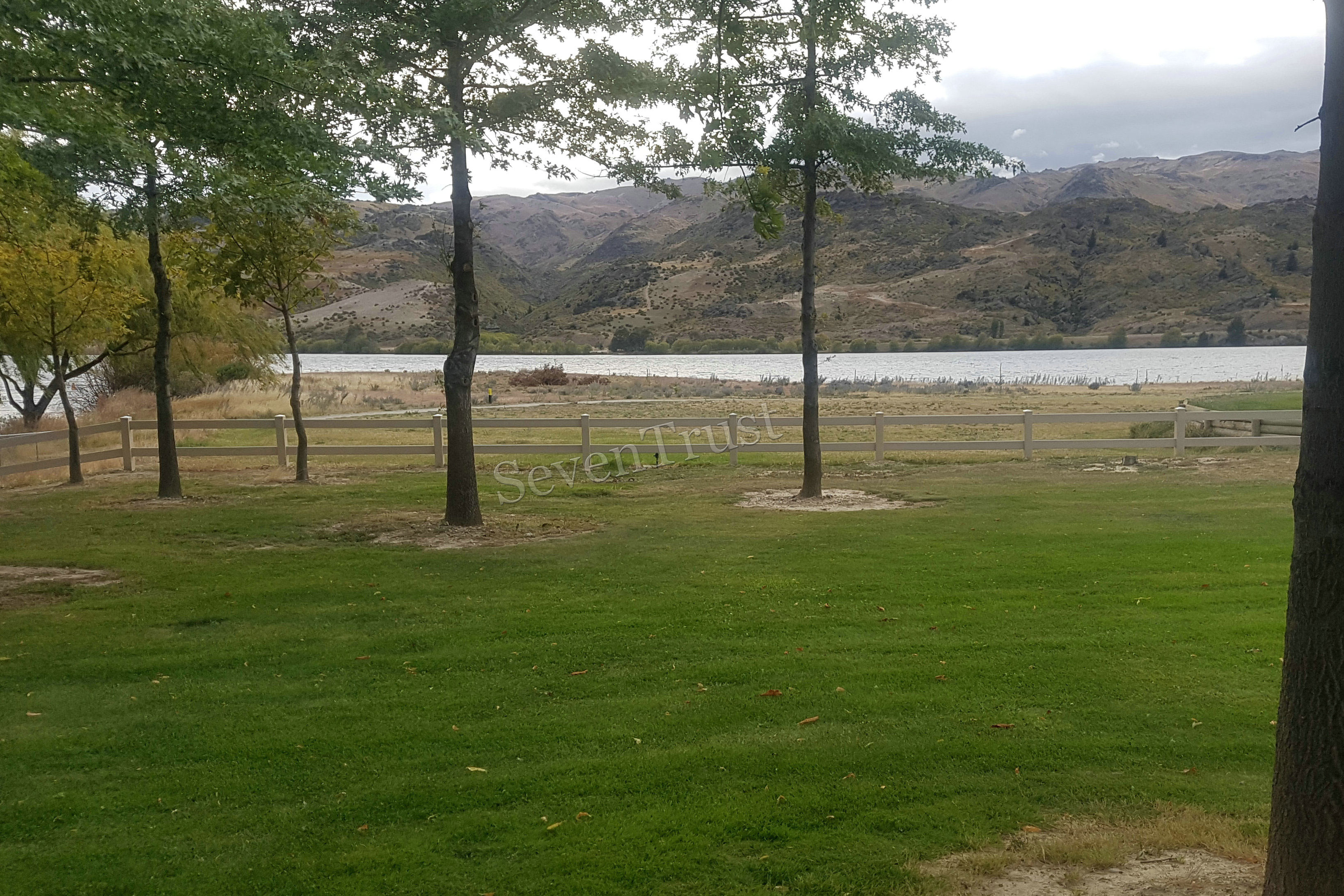 PVC Fence Project In New Zealand