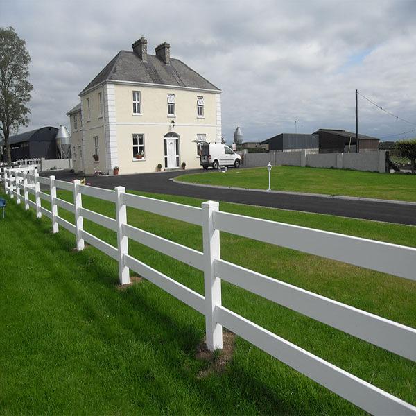 3 Rails Fence